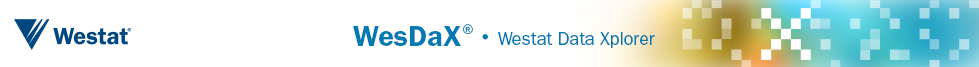 Westat Data Xplorer (WesDaX)